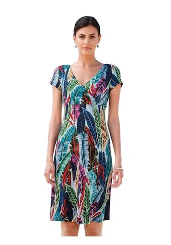 Amy Vermont Jerseykleid, im allover Druck kaufen