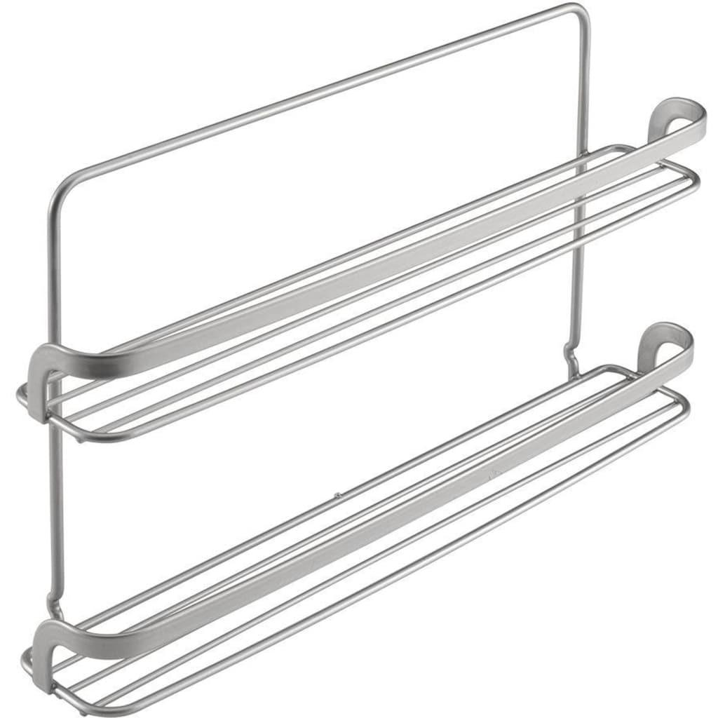 Metaltex Wandrollenhalter »Eureka«, Kunststoff, 2-stufig