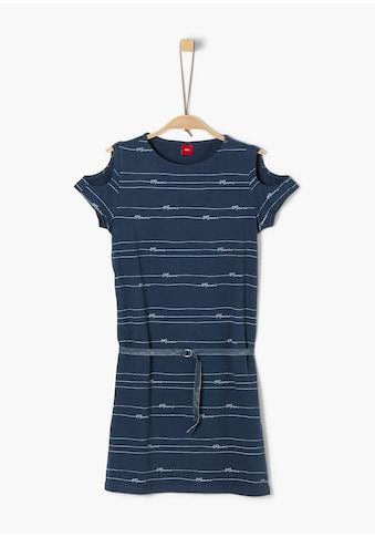 s.Oliver Jersey - Kleid_für Mädchen kaufen
