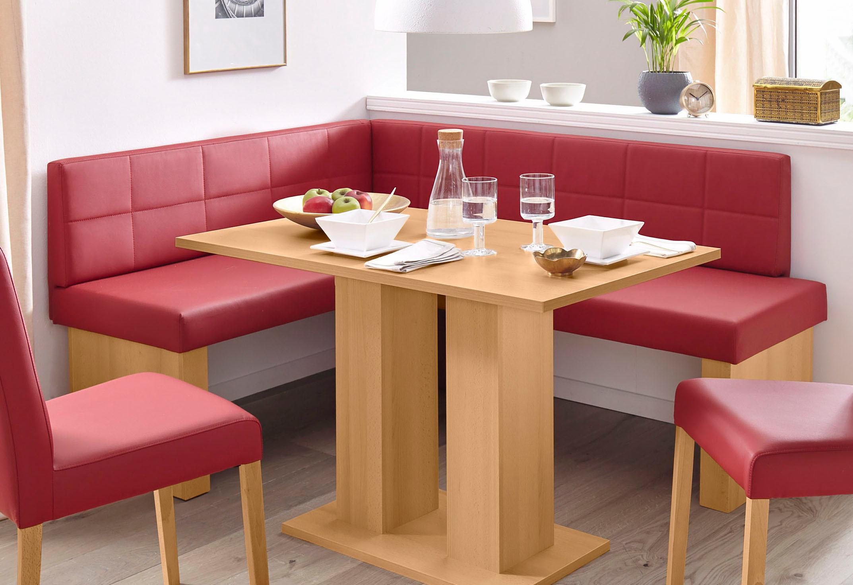 Schösswender Eckbank »Anna 2«, Breite 169 cm | Küche und Esszimmer > Sitzbänke > Eckbänke | SCHÖSSWENDER
