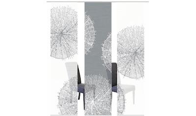 Vision S Schiebegardine »3ER SET CRISTON«, HxB: 260x60, Schiebevorhang 3er Set... kaufen