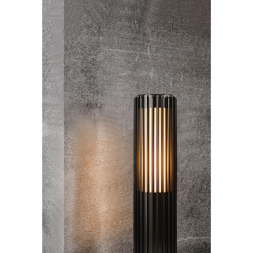 Nordlux Pollerleuchte »MATR«, E27, langlebiges eloxiertes Aluminium