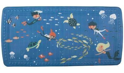 spirella Wanneneinlage »Scuba Diver«, rutschhemmend, pflegeleicht kaufen