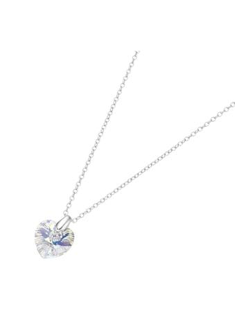 Smart Jewel Herzkette »mit Swarovski Stein in Herzform« kaufen