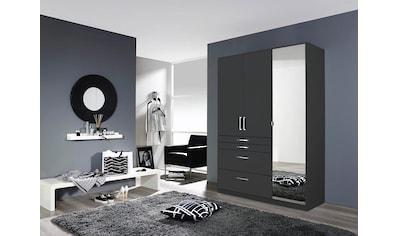 rauch BLUE Kleiderschrank »Harburg«, mit Spiegel kaufen