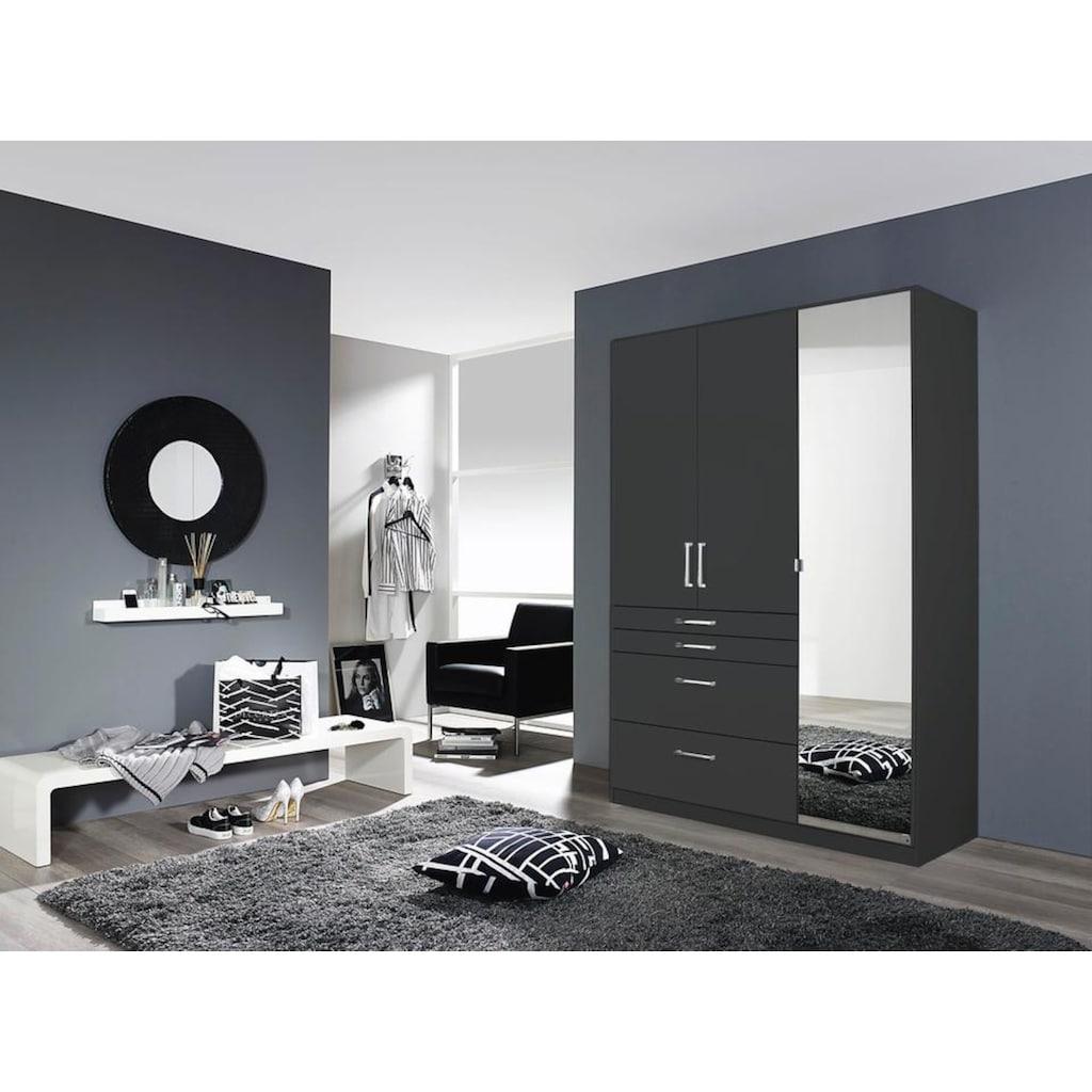rauch BLUE Kleiderschrank »Harburg«, mit Spiegel