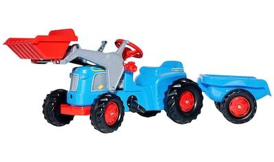 Rolly Toys Tretfahrzeug »Classic«, Traktor mit Trailer und Lader kaufen