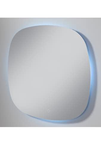 welltime Badspiegel »New Trento«, BxH: 70x70 cm kaufen