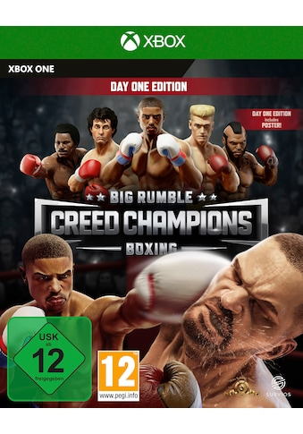 Spiel »Big Rumble Boxing: Creed Champions Day One Edition«, Xbox One kaufen