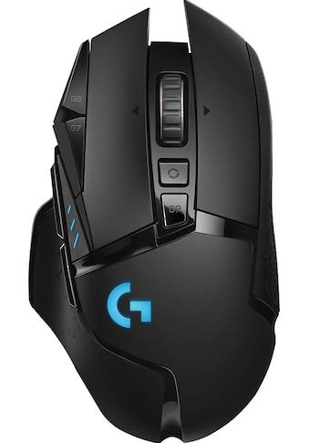 Logitech G »G502 LIGHTSPEED Wireless EER2« Gaming - Maus (Funk, 16000 dpi) kaufen