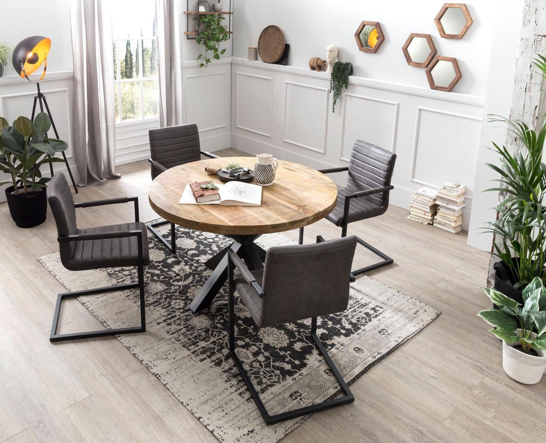SIT Esstisch Tops&Tables Wohnen/Möbel/Tische/Esstische/Esstische rund & oval