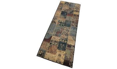 Oriental Weavers Läufer »Idfu«, rechteckig, 8 mm Höhe, Teppich-Läufer, gewebt, Patchwork Design, Orient-Optik kaufen