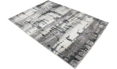 RESITAL The Voice of Carpet Teppich »Safir 8010«, rechteckig, 16 mm Höhe, Kurzflor,... kaufen
