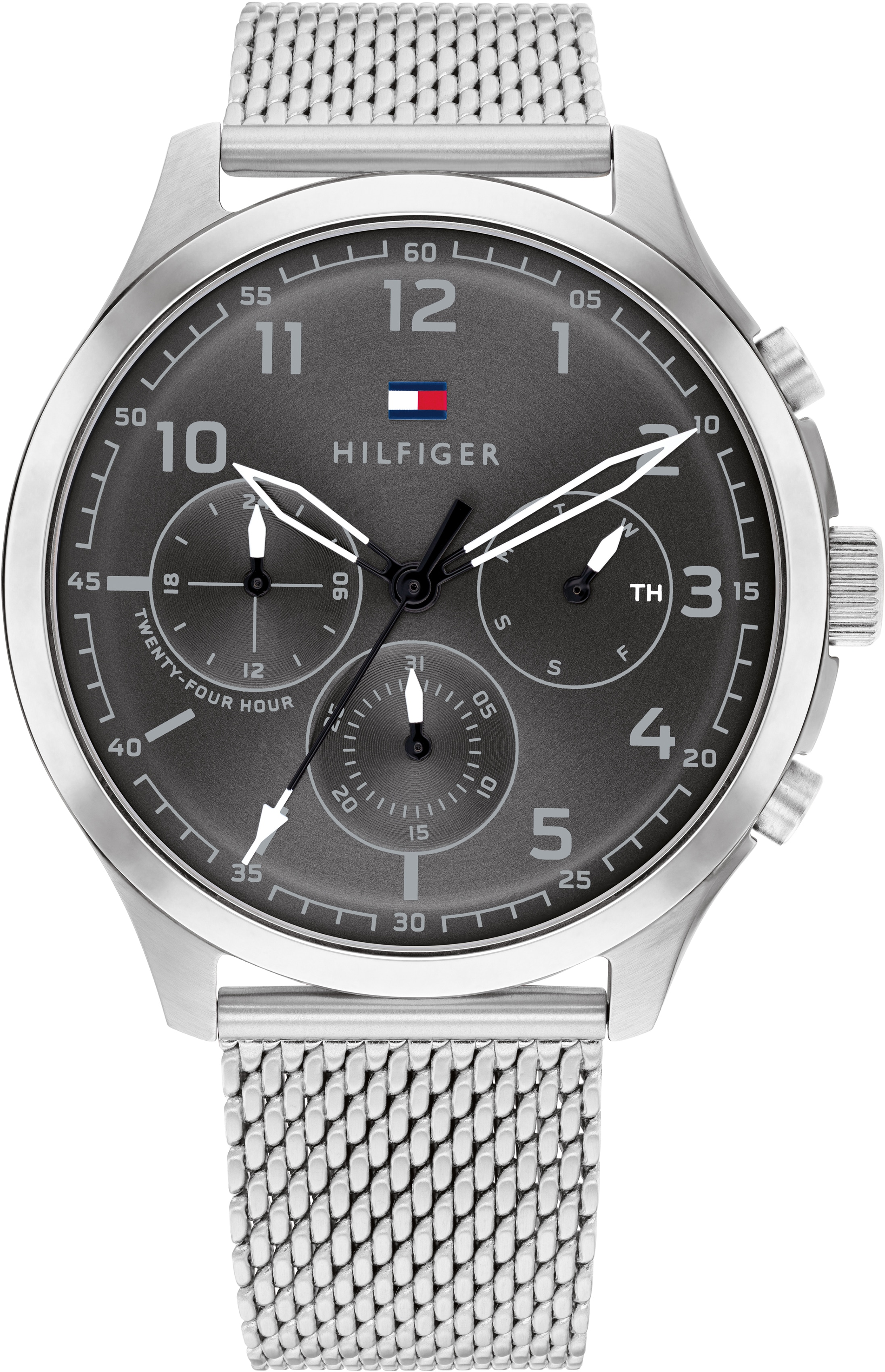 tommy hilfiger -  Multifunktionsuhr Casual, 1791851
