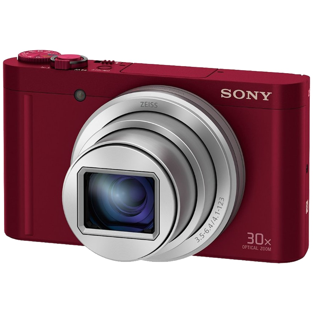 Sony Superzoom-Kamera »Cyber-Shot DSC-WX500«, 30 fach optischer Zoom