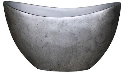 Franz Müller Flechtwaren Dekoschale »Magna«, oval, Höhe ca. 21 cm kaufen