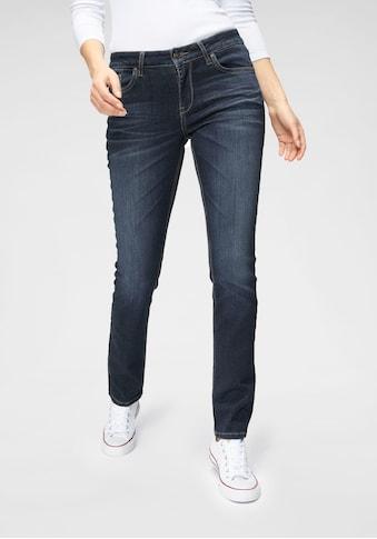 LTB Slim-fit-Jeans »ASPEN Y«, mit toller Backpocket-Stickerei kaufen