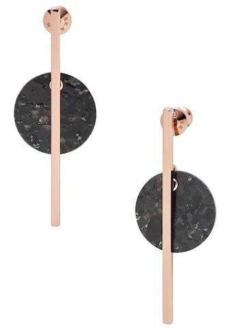 Skagen Paar Ohrstecker »ELLEN, SKJ1375791«, mit Marmor kaufen