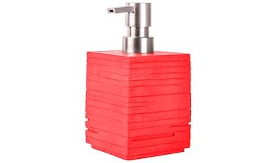 Sanilo Seifenspender »Calero«, mit stabiler und rostfreien Pumpe kaufen