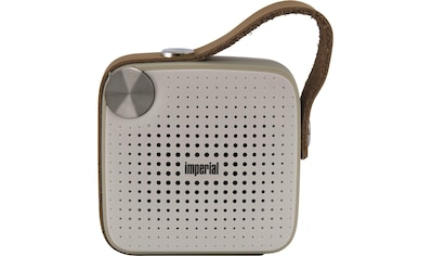IMPERIAL 4W Bluetooth Lautsprecher, Freisprechfunktion »BAS 4« kaufen