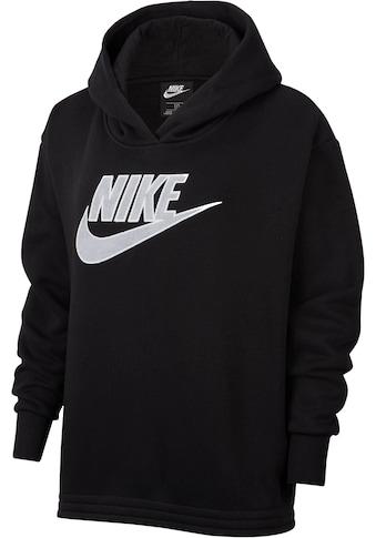 Nike Sportswear Kapuzensweatshirt »ICON CLASH FLECE HOODI PLUS SIZE« kaufen