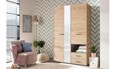 Kleiderschrank »Leon«, mit Spiegel kaufen