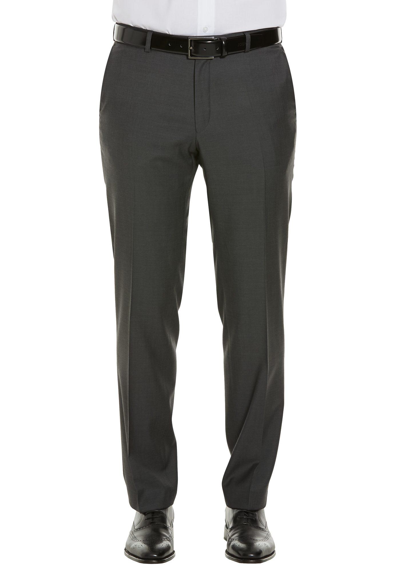 CARL GROSS Anzughose CG Sascha_B | Bekleidung > Hosen > Anzughosen | Grau | Polyester | Carl Gross