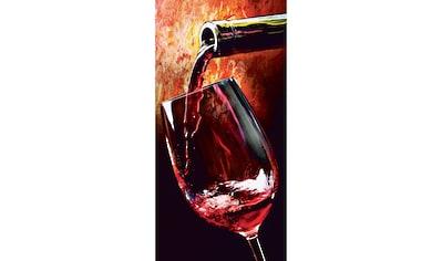 Home affaire Glasbild »Wine«, 30/60 cm kaufen