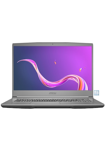 "MSI Creator 15M A9SE - 035 »39,6 cm (15,6"") Intel Core i7,512 GB, 16 GB« kaufen"