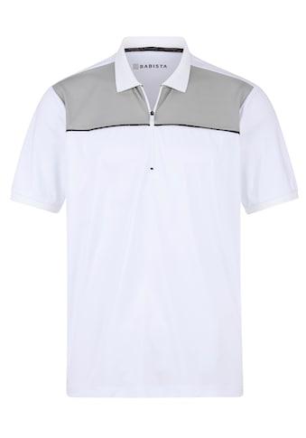 Babista Poloshirt, mit Reißverschluss kaufen