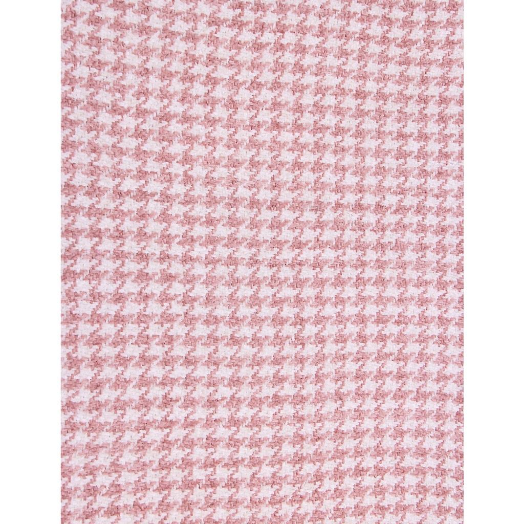 leslii Schal mit modischem Hahnentritt-Muster