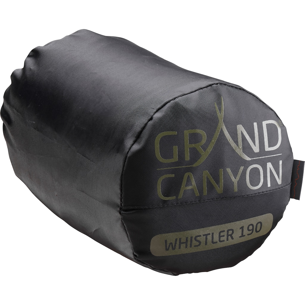 GRAND CANYON Mumienschlafsack »WHISTLER«, (2 tlg.)