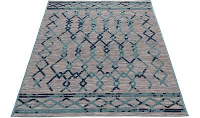 Teppich, »Road 3490«, Sehrazat, rechteckig, Höhe 1 mm, maschinell gewebt kaufen