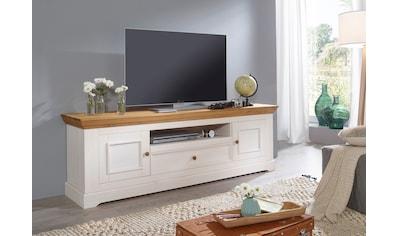 Premium collection by Home affaire Lowboard »Marissa«, aus Massivholz kaufen