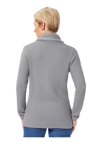 Casual Looks Schalkragenpullover »Pullover« kaufen