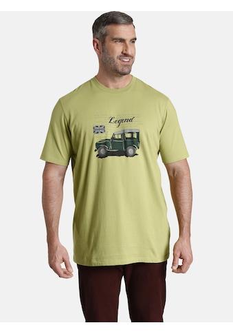 Charles Colby T-Shirt »EARL TRAVIS«, mit modischem Print kaufen