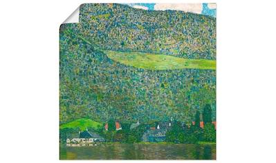 Artland Wandbild »Unterach am Attersee« kaufen