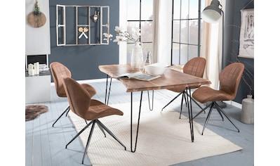 Esszimmermöbel landhausstil  Esszimmer & Küchen im Landhausstil online bestellen | BAUR