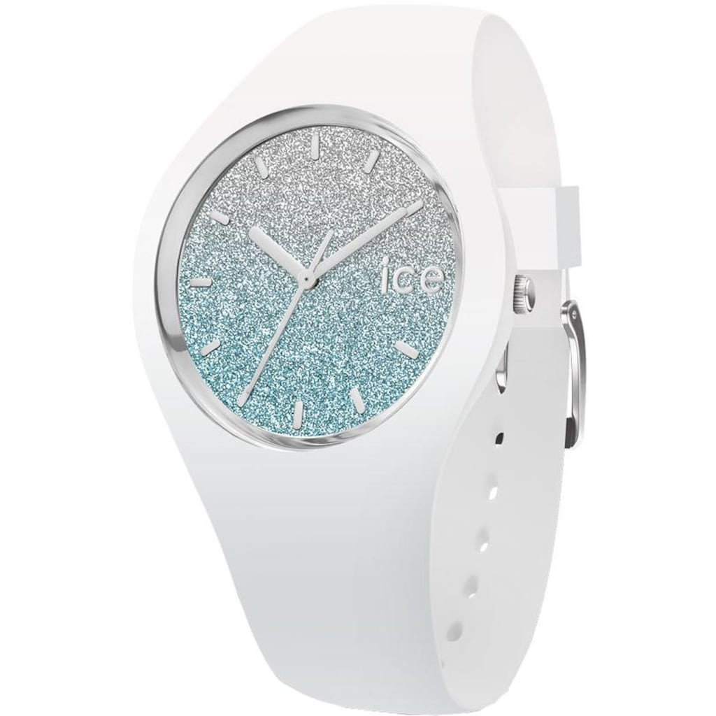 ice-watch Quarzuhr »ICE lo - White blue - Small - 3H, 013425«