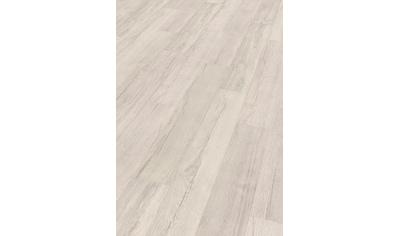 EGGER Packung: Designboden »EHD027 Elva Eiche weiss«, 1292 x 193, Stärke: 7,5 mm kaufen