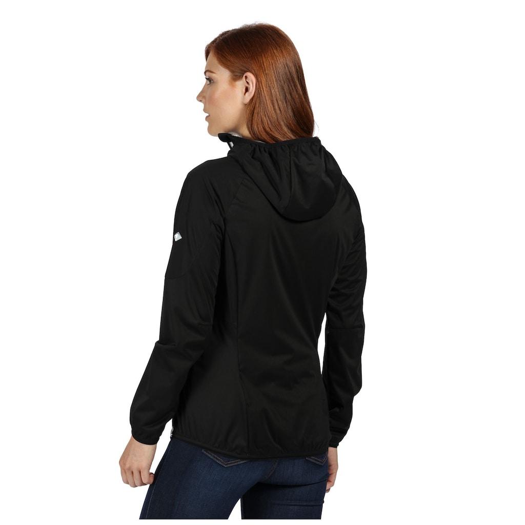 Regatta Softshelljacke »Damen Tarvos III Kapuzen Softshell Jacke«