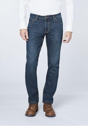 OKLAHOMA PREMIUM DENIM Comfort-fit-Jeans »Comfort Fit - GOTS zertifiziert«,... kaufen