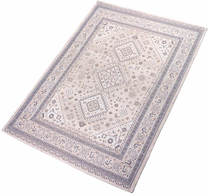 Teppich Cotton Classic Living Line rechteckig Höhe 10 mm maschinell gewebt