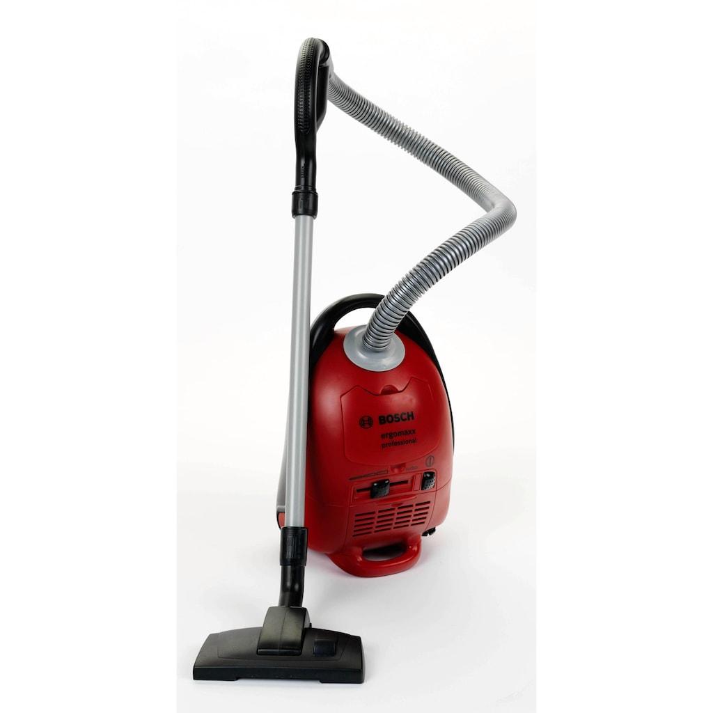 Klein Kinder-Staubsauger »Bosch Staubsauger, rot«, mit Sound