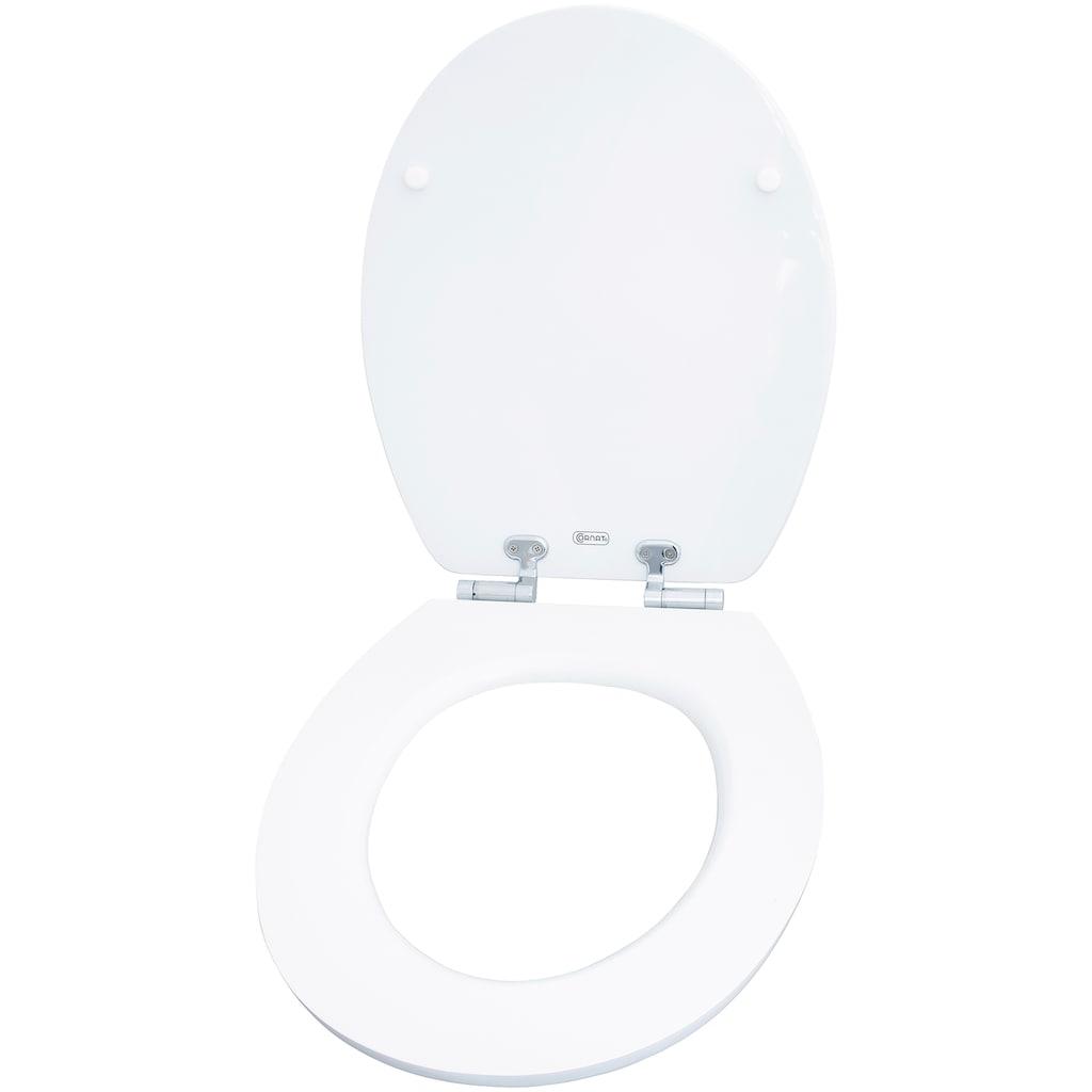 CORNAT WC-Sitz »Orchis«
