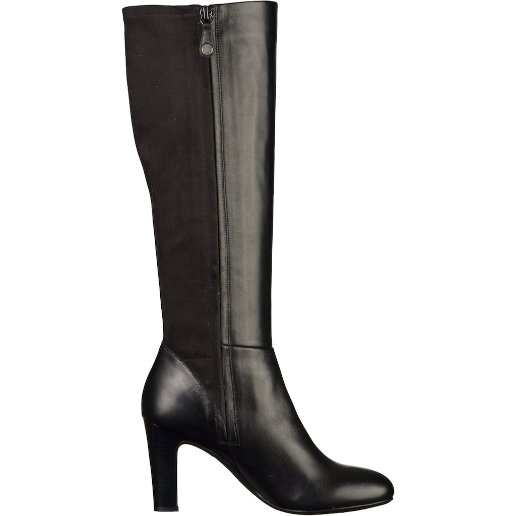 Geox Stiefel »Leder/Textil«