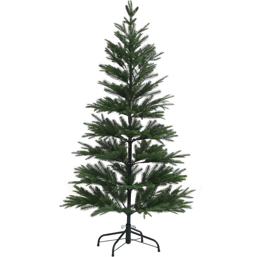 Künstlicher Weihnachtsbaum »Green«, mit biegsamen Zweigen