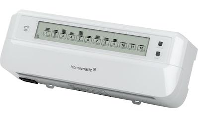 Homematic IP Smart Home Zubehör »Fußbodenheizungsaktor – 12 - fach, motorisch« kaufen