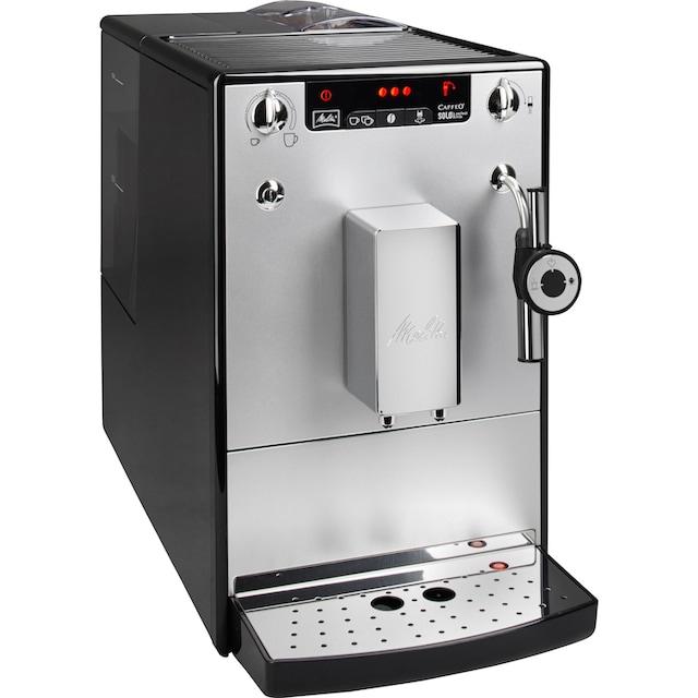 Melitta Kaffeevollautomat Caffeo Solo Perfect Milk E957 103 Nur 20 Cm Breit Per Rechnung Baur
