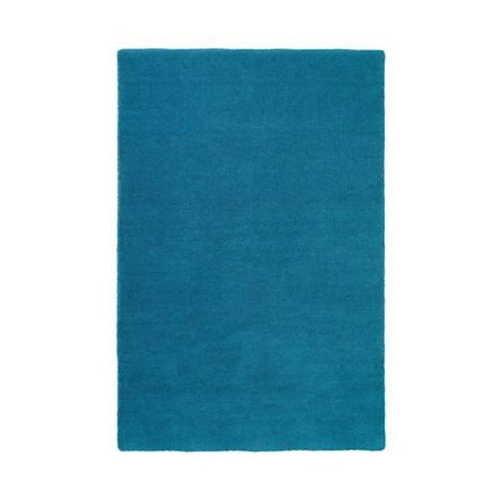 ASTRA Teppich »Livorno«, rechteckig, 27 mm Höhe, Wunschmaß, weiche Microfaser, Wohnzimmer